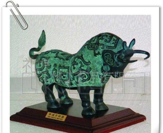 供应仿古青铜器,青铜牛