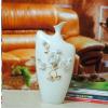 供应爆款!欧式宫廷 贴花描金工艺陶瓷花瓶 欧式摆件 陶瓷花瓶批发 家居装饰品批发
