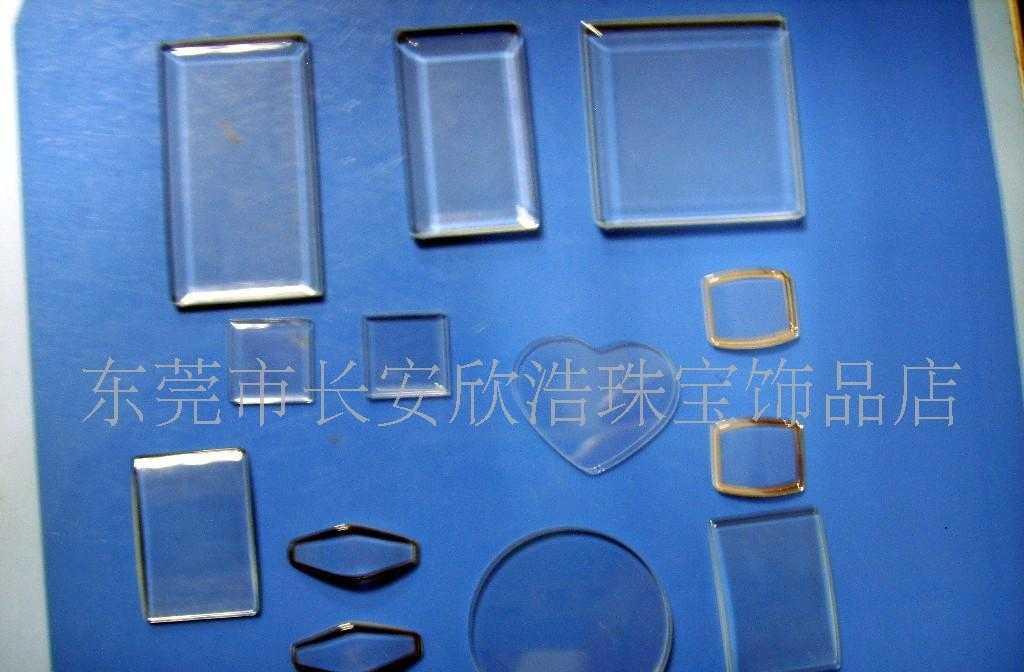 供应种形透明玻璃片(图)