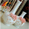 供应陶瓷工艺品 家居装饰品 陶瓷花瓶 0060