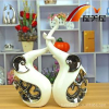 供应陶瓷工艺品 家居装饰品 陶瓷花瓶 13458
