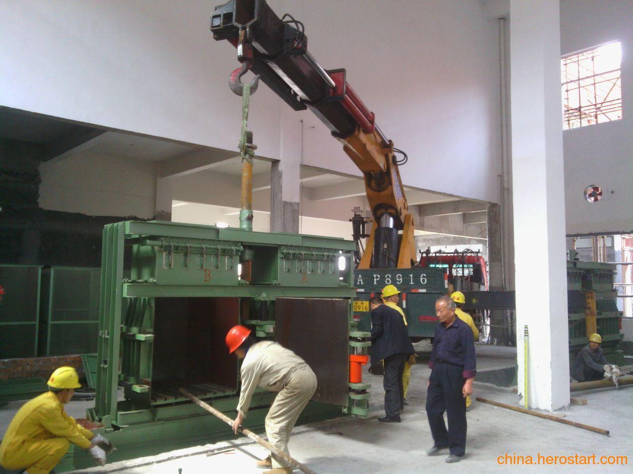 供应宁波大型设备吊装、设备搬运、工厂搬迁、设备安装拆装