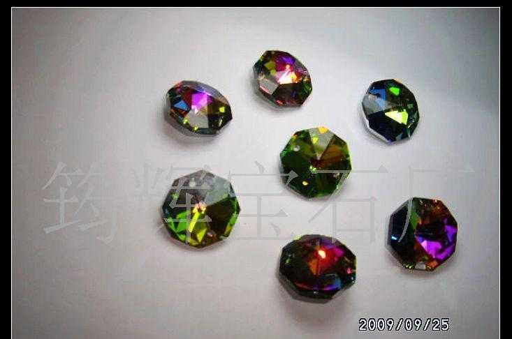 供应玻璃水晶 人造宝石