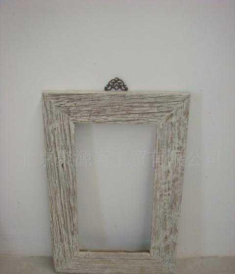 供应聚源斋仿古家具 实木镜框 镜框 镜子