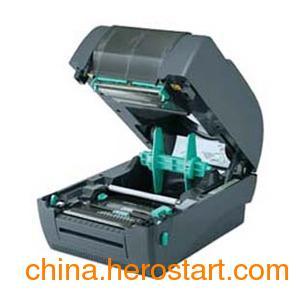 供应TSC TTP-345服装吊牌条码打印机