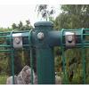 供应贺友低碳钢丝双圈护栏网