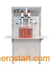 供应半自动食用油灌装机|大豆油灌装机|色拉油灌装机