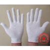 供应0.8元1双针织尼龙手套 劳保手套 作业手套