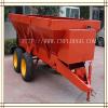 供应动物粪便施肥机械,有机肥撒肥车,拖拉机牵引撒粪车