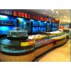 供应 杭州海鲜鱼缸 酒店海鲜池 大型海水缸订制