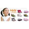 供应自然清新的女童鞋 符合流行趋女童鞋