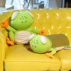 供应青蛙王子抱枕玩具