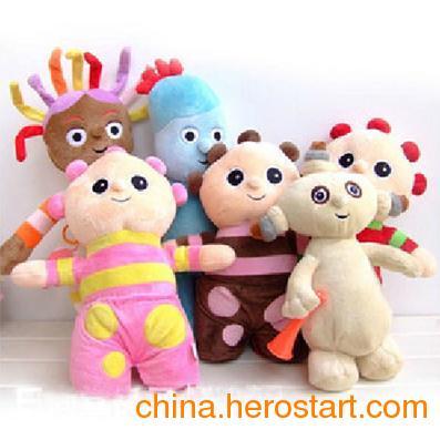供应花园宝宝毛绒玩具