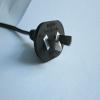 供应阿根廷2芯插头电源线