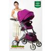 供应婴儿车婴儿手推车轻便型四轮推车高景观婴儿车Stokke Xplory
