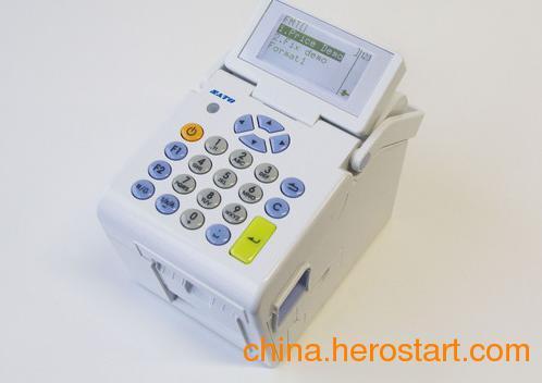 供应深圳SATO TH208热敏条码打印机