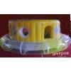 供应儿童游乐设备充气玩具淘气堡租赁快乐透明钻出租