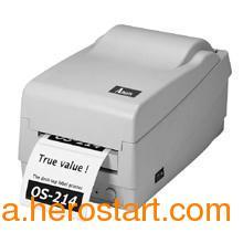 供应立象Argox OS-214TT桌面条码打印机
