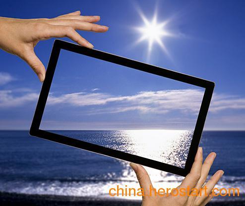 供应AR无反光玻璃显示器