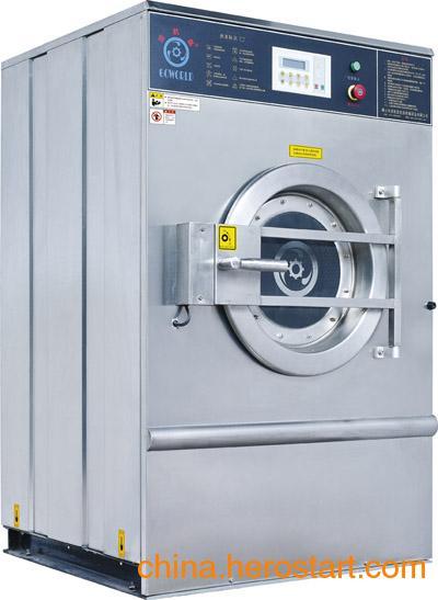 供应广州工业洗衣机_洗脱机[图][价格][维修][排行](固定式 15-150)kg