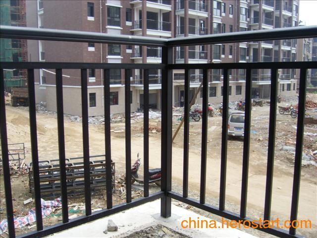 供应阳台栏杆烧铝焊