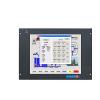 供应机柜7U高度15寸上架式工业显示器特点