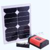 供应30W太阳能照明发电系统SDFT-808A-20W