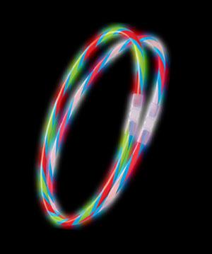 供应螺纹发光项圈(5*580MM、6*580MM)