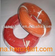 供应高温柔软硅胶线 UL3135硅胶线 航模马达线 硅胶导线