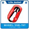 供应气胀脖挂式救生衣YSH707