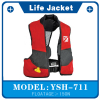 供应气胀脖挂式救生衣YSH711