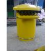 供应圆帽脉冲反吹型水泥仓顶除尘器,脉冲反吹除尘器