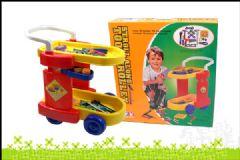 供应推车工具玩具
