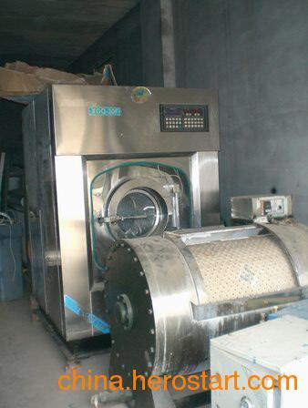 供应阳泉二手专业洗布草的50公斤水洗机价格