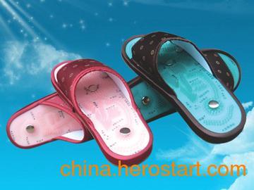 供应托玛琳磁疗保健按摩鞋