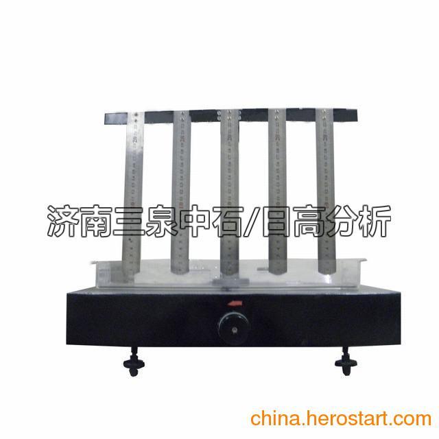 供应三泉中石生产高质量克列姆吸收性测定仪(2013年性价比最高)