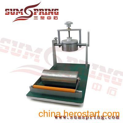 供应三泉中石纸与纸板表面吸收重量测试仪(GB/T1540 可勃法)