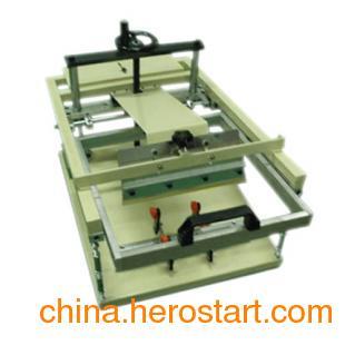 供应手动圆面丝印机
