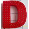 供应四川专业制作LED发光字、点阵字、亚克力字、吸塑字