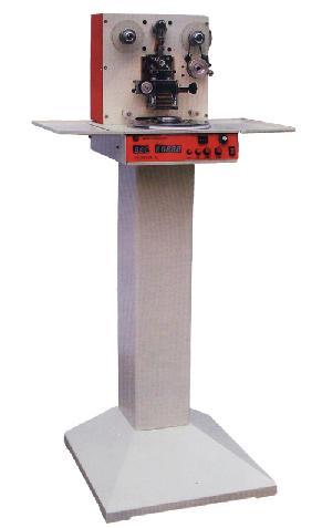 TH-D单排(自动转盘式)里皮打码机