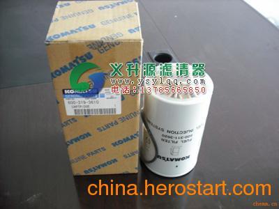 供应600-211-1230小松挖掘机滤芯 机油滤芯