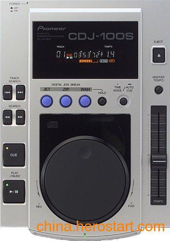 供应先锋 Pioneer CDJ-100S 磨碟机