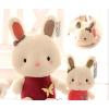 供应广东广州童心毛绒玩具厂玩具礼品订做蝴蝶兔子公仔