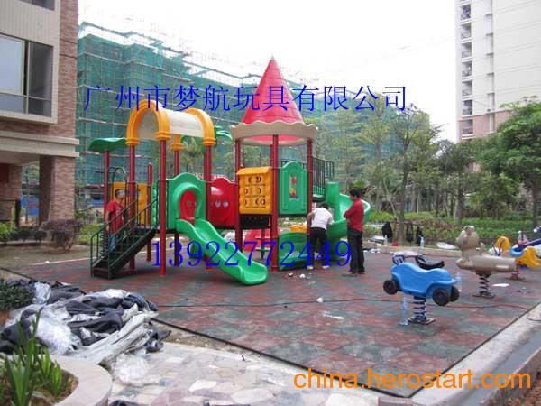 供应组合滑梯价格_海口公园儿童娱乐设施_木制儿童滑梯厂