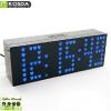 供應創意數字 LED鬧鐘 靜音夜光 時鐘 可愛大屏 壁掛鐘 客廳時尚