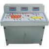 供应混凝土单主机手动站控制柜3秤可以加打印机