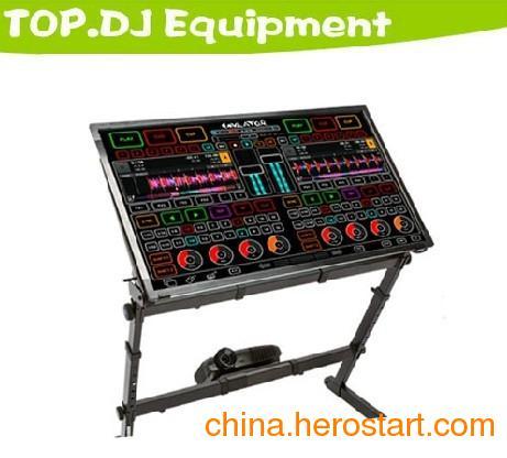 供应艾美雷特 Allone Emulator dj 触摸打碟机-多点触控DJ混音系统