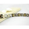 供应镶金钛手链,加工钛手链,钛手链生产厂家,时尚中蕴藏着高贵的气质