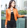 上海供应最新款女式皮衣批发女式七分裤批发女式糖果铅笔裤批发