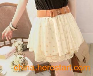 供应广州最新时尚都在买的女式韩版连衣裙大码裙迷你短裙
